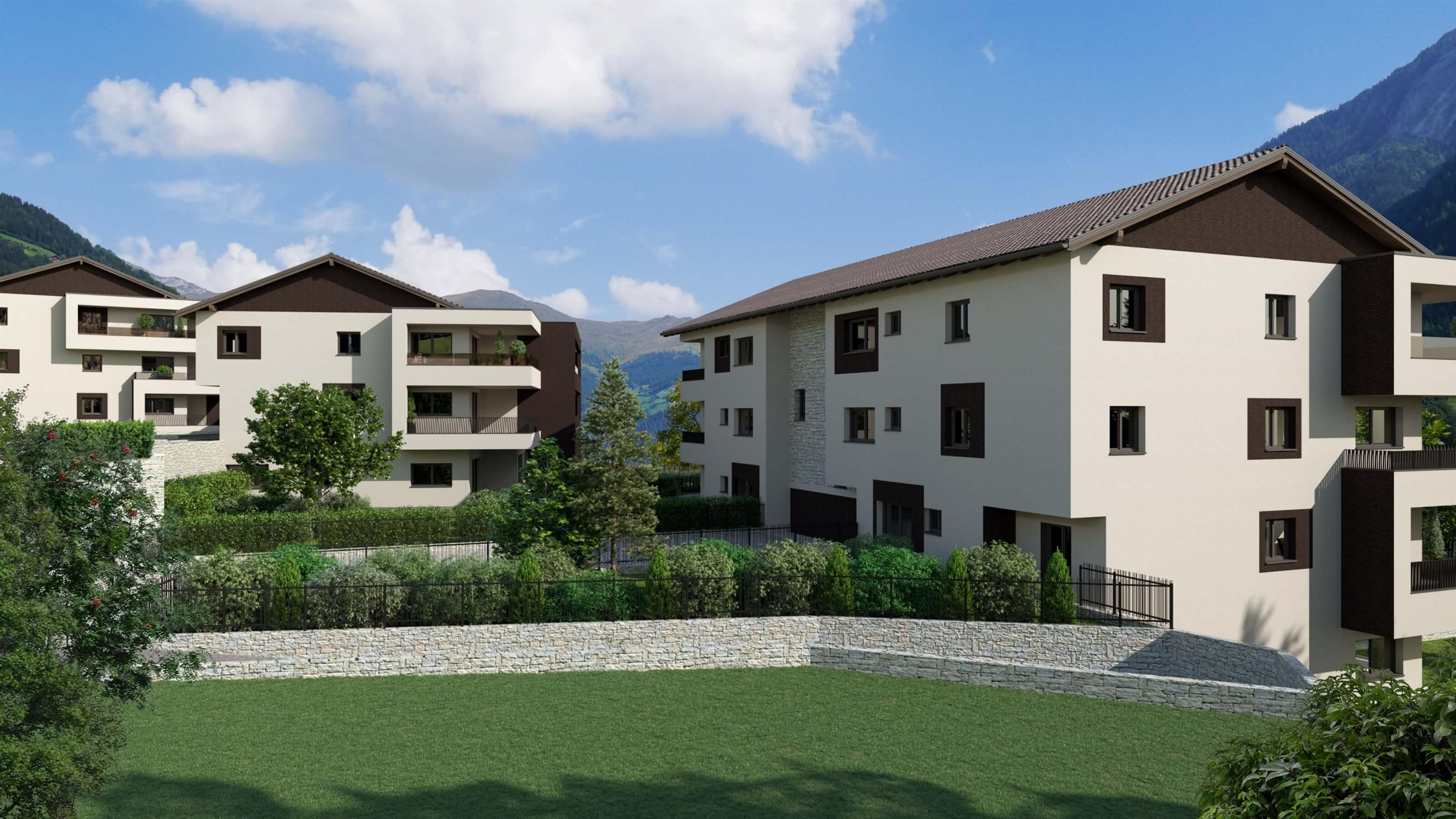Residence Haslach - Appartamenti nuovi a San Martino in ...